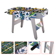 "Lixada 47.75"" Football Table Soccer Game Room Table Kicker Assembled Table Foosball Family Club Sport Pubs Workplaces Schools(China (Mainland))"