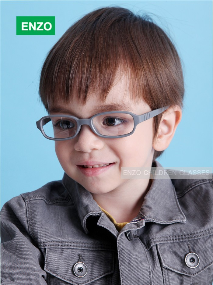 Kids Eyeglasses With Cord Size 47, One Piece Children