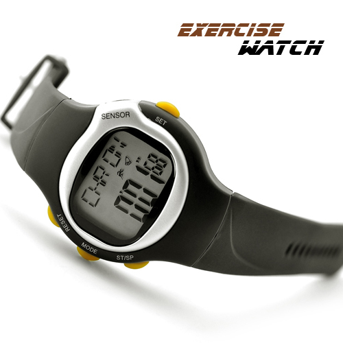 Гаджет  2014 New 6 in 1 Sports Exercise Watches, Digital LCD Pulse Heart Rate Calorie Monitor women and men Watch None Часы