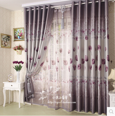 New Arrival Rustic Window Curtains For living Room/ Bedroom Blackout Curtains Window Treatment /drapes Home Decor