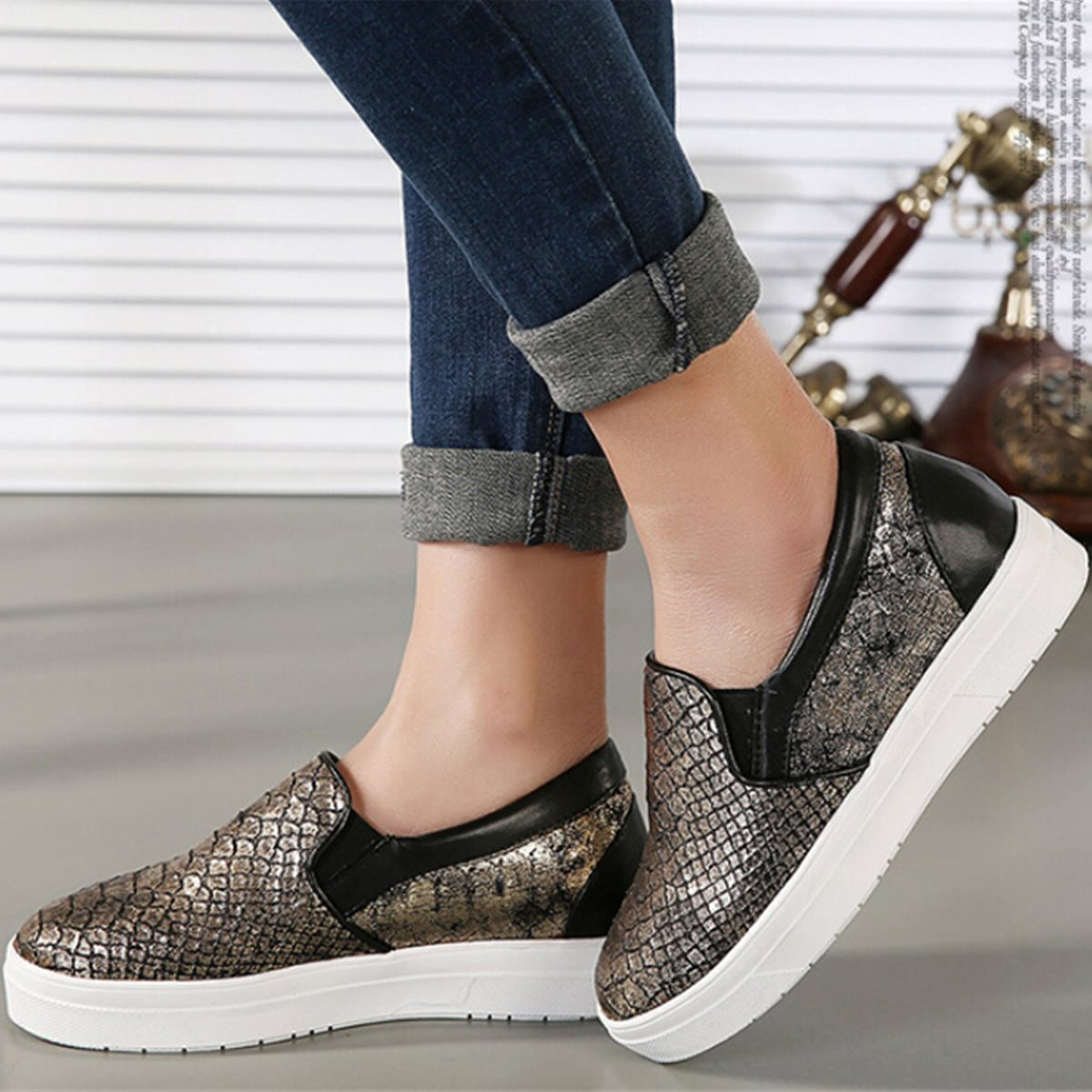 Womens Trendy Shoes Promotion-Shop for Promotional Womens Trendy ...