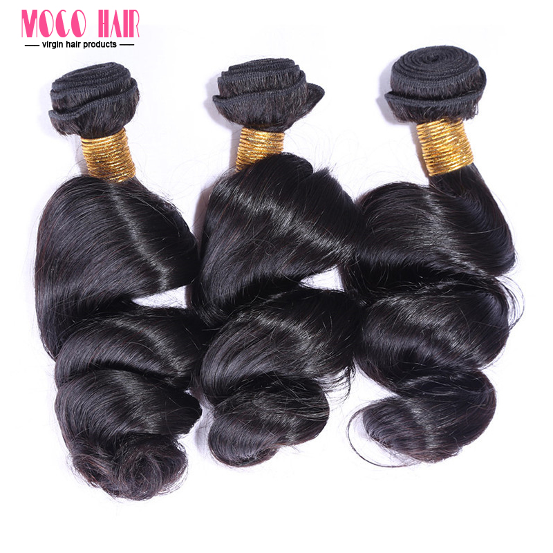 Best Quality Brazilian Curly Virgin Hair Loose Wave Curly Weave Human Hair 100g 3 Bundles Brazilian Loose wave For Sale<br><br>Aliexpress