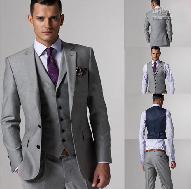 wholesale free shipping high quality suit custom made