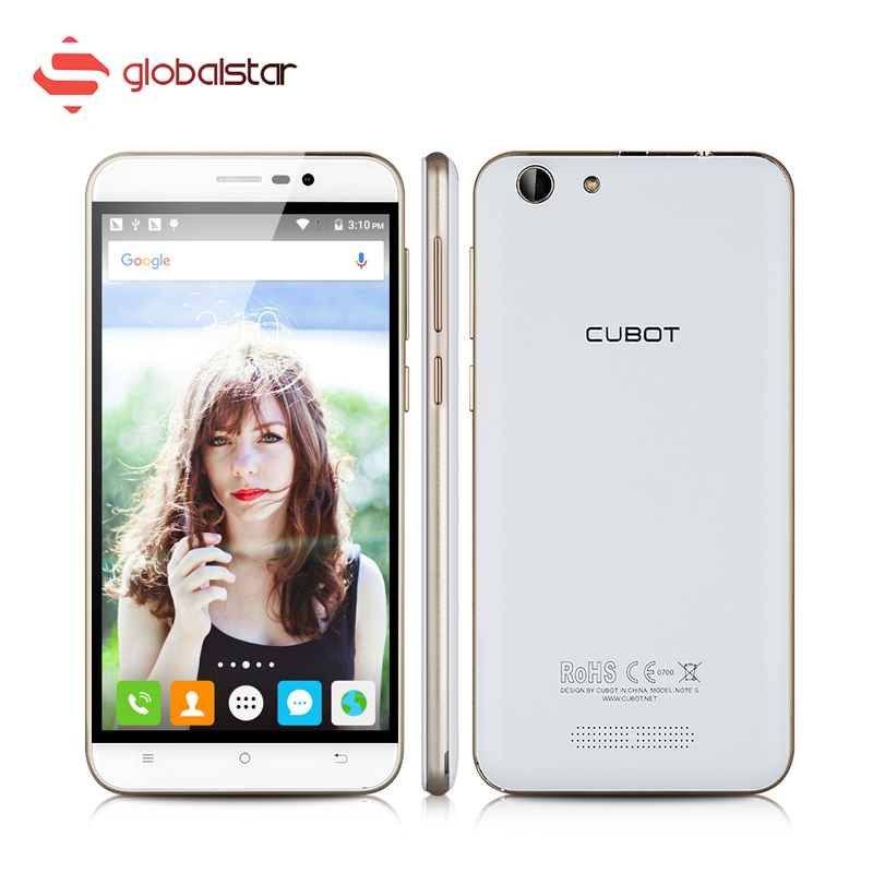 """CUBOT NOTE S 5.5 """" Android 5.1 Smartphone MTK6580 Quad Core 4150mAh HD Screen 3G Mobile 2GB RAM 16GB ROM Unlocked Cellphone(China (Mainland))"""