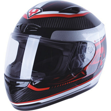 (1pc&3colors)100% Carbon Fiber Motorcycle Full Face Helmet Motorbike Racing Protective Parts Casco Yohe(Yh957)(China (Mainland))