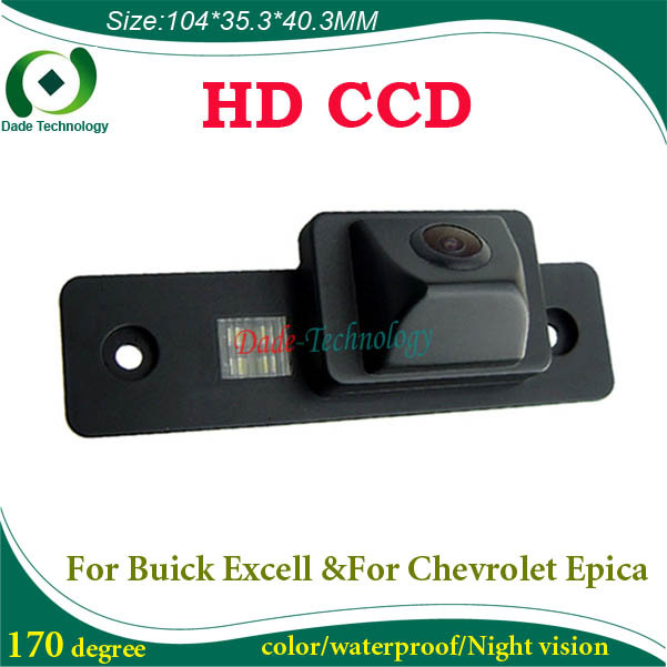 CCD HD car backup camera car rearview camera for Chevrolet Epica For Buick Excell Night vision waterproof car parking camera(China (Mainland))