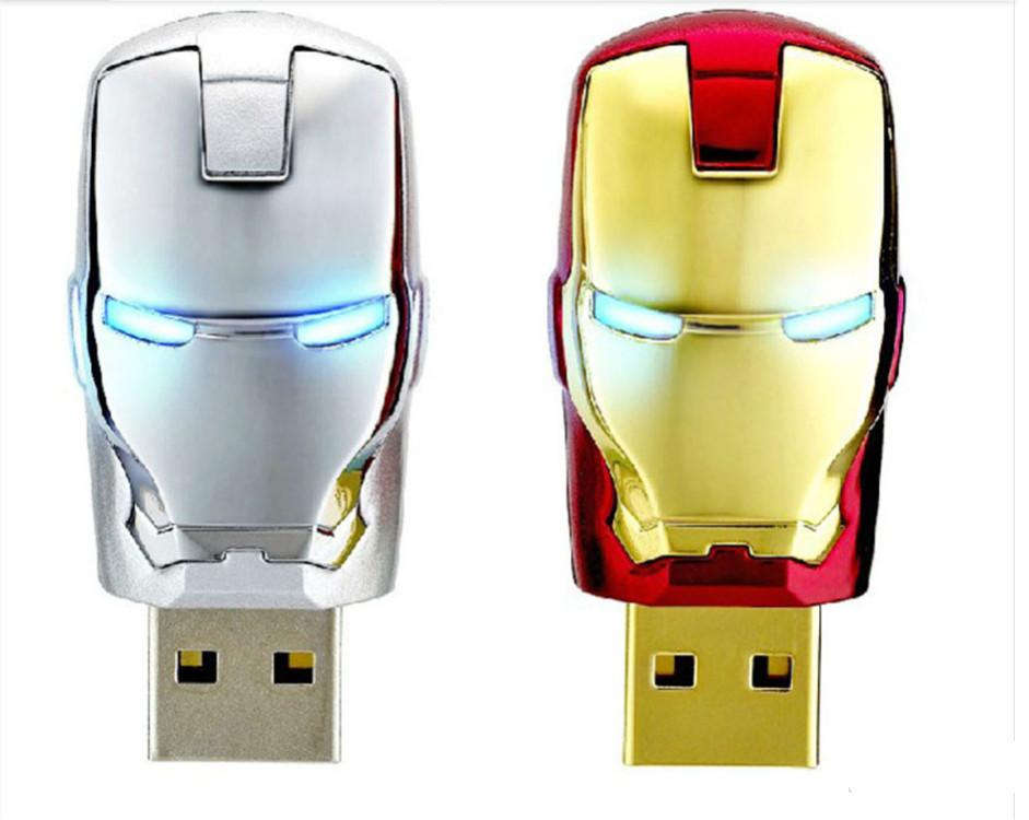 The Avengers Captain America Iron Man The Hulk 4GB 8GB 16GB USB Flash Drive 32GB 64GB U Disk Pen drive usb memory stick(China (Mainland))