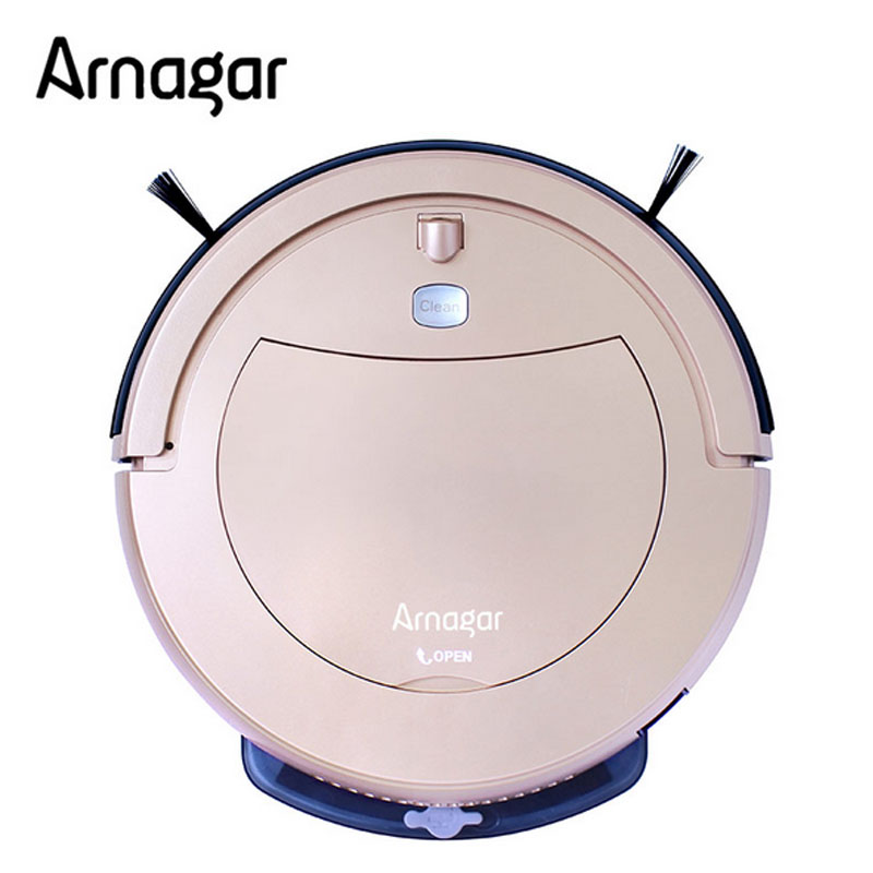 Cleaning Robot WIFI APP Control Vacuum Cleaner With 75ml Water Tank Wet mop and Dry mop Robotic Vacuum Cleaner for Home(China (Mainland))