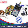 Hand held Pulse Oximeter SpO2 Monitor veterinary use blood oxygen CMS60D VET1 8 Color OLED display