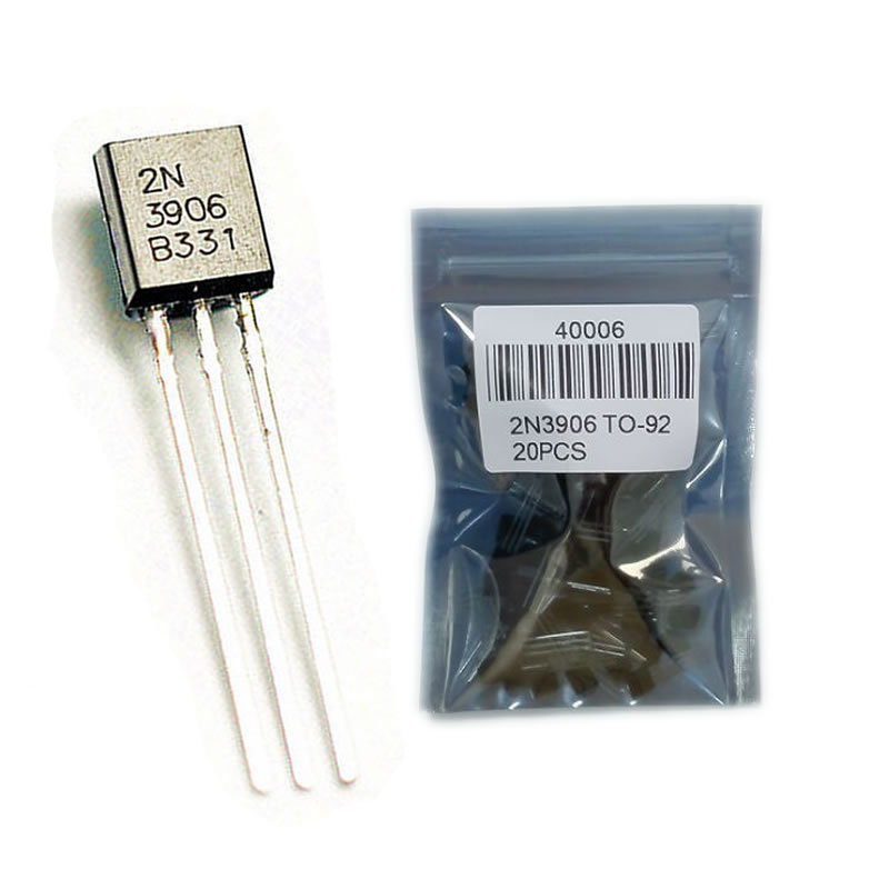 40006 Free shipping 100pcs in line triode transistor PNP General Purpose Transistor TO 92 0 2A