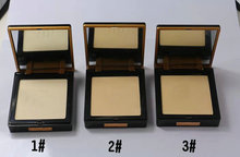 1PC NEW Arrive Pressed Powder HIGH-LIGHT POWDER POUDER LUMIERE High Quality Makeup Foundation Powder Free Shipping(China (Mainland))
