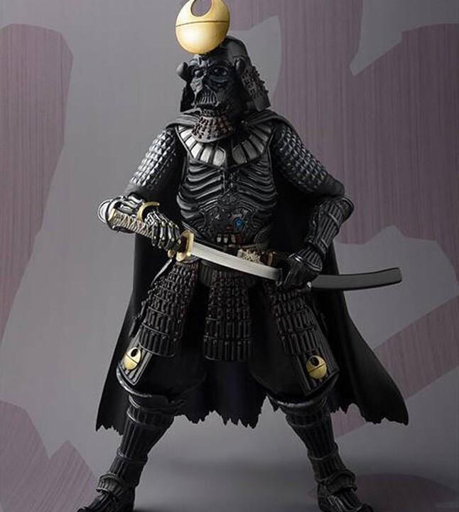 Star Wars Motion Determine Darth Vader PVC MOVIE Realization 170mm Anime Film Toys Darth Vader Star Wars Motion Figures Toys