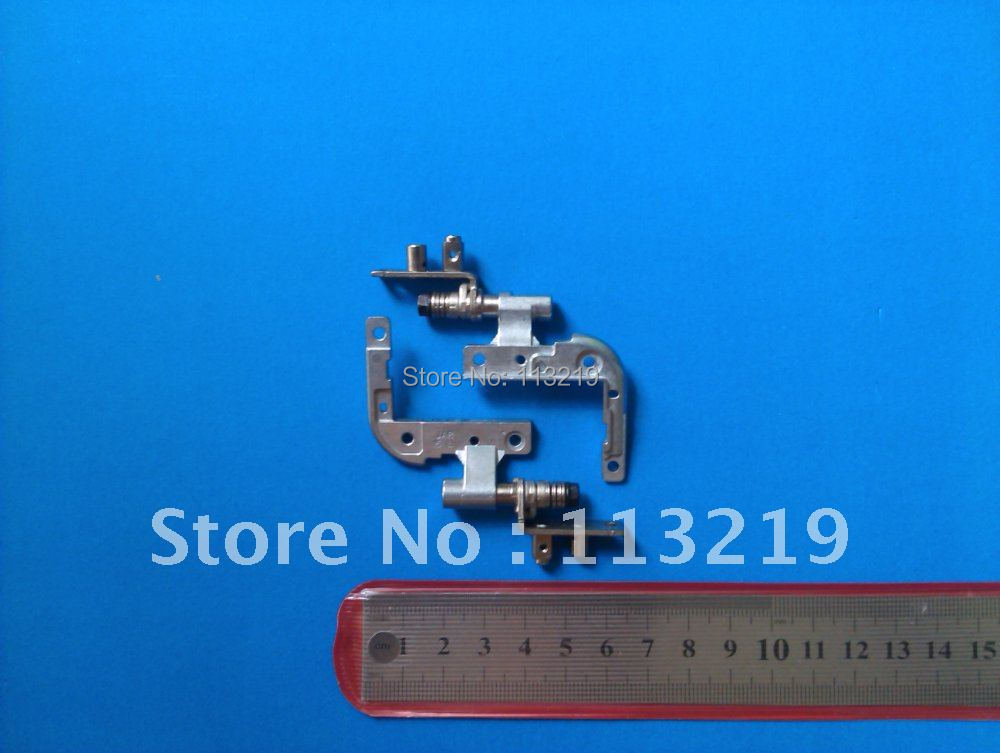 New Laptop Lcd Hinges Kit For Asus K50 K50AB K50AD K50AE K50AF K50C K50I K50ID K50IE K50IJ K50IL K50IN K50IP Series R & L(China (Mainland))