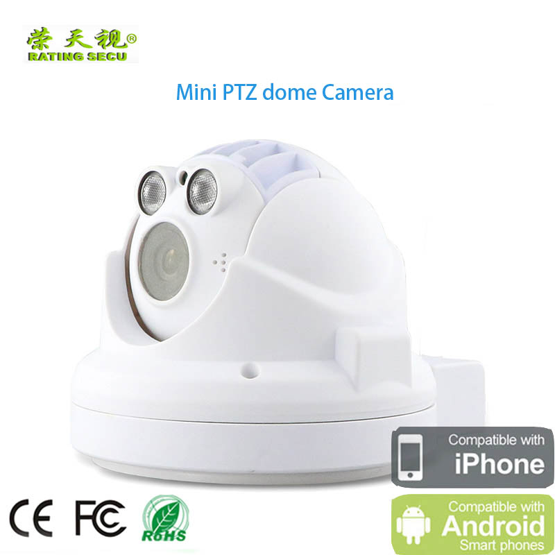 IP Camera POE 1080P 2mp indoor Pan/Tilt Mini with Sony Cmos sensor 2.8-12mm zoom lens Onvif security camera for office home(China (Mainland))