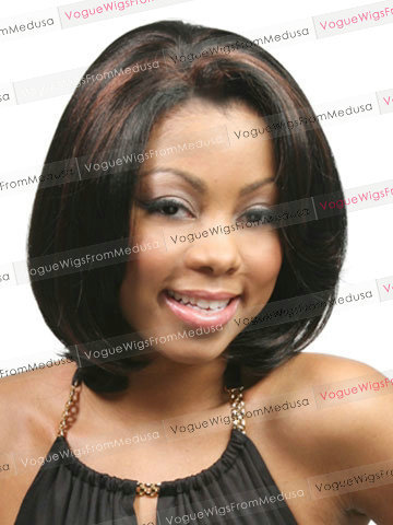 Парик из искусственных волос Medusa synthetic wig heat resistant SW0261 sw0261  short synthetic wigs