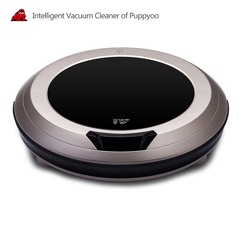 Multifunction Robot Vacuum Cleaner Self-Charge for HomeRemote Control, Two Side Brushes, V-M611(China (Mainland))