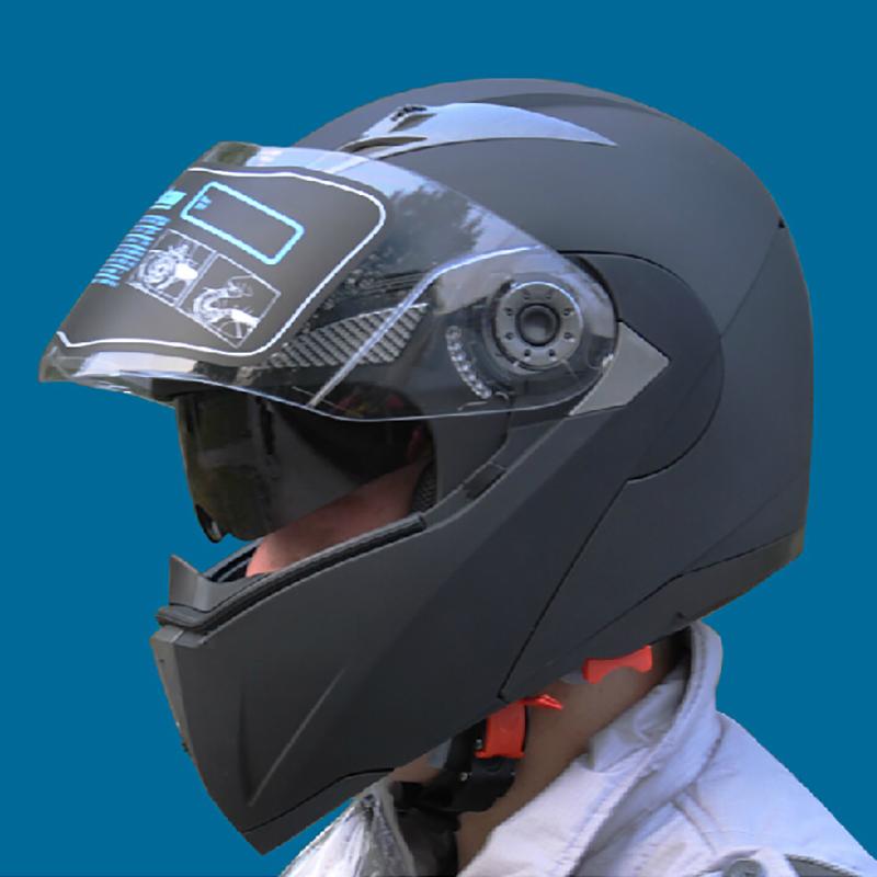 Best Sales Safe Flip Up Motorcycle Helmets With Inner Sun Visor JIEKAI-105 Everybody Affordable Motocross cascos Helmets(China (Mainland))