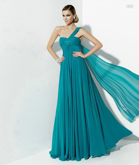 Online shopping one shoulder most beautiful vestido de for Most discounted online shopping