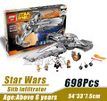 LEPIN 05008 Star Wars The Force Awakens Sith Infiltrator Star Wars Minifigure Building Block Bricks Toys