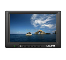 """Buy LILLIPUT 669GL-70NP/C/T 7"""" TFT LED touch screen monitor AV VGA DVI HDMI Input car PC resistive touch panel monitor for $154.00 in AliExpress store"""