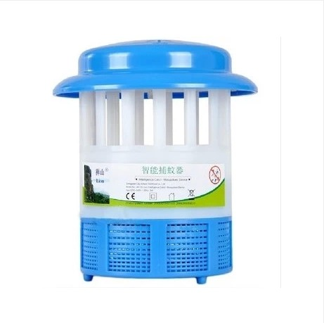 6led mosquito killer lamp mosquito killer mosquito trap photocatalyst electronic insect repellent electric mosquito lamp(China (Mainland))