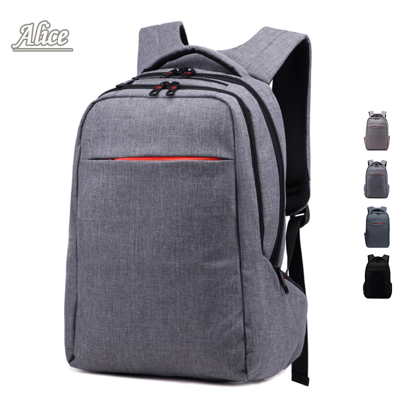 Waterproof Fashion  Womens Mens Black Backpacks Travel bags Rucksacks Men Student School Bags For Girl Boy Casual  Mochila<br><br>Aliexpress