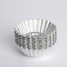 High Temperature Baking Tools For Cake Stainless Steel Oven With Muffin Cup Holder DIY Egg Tart