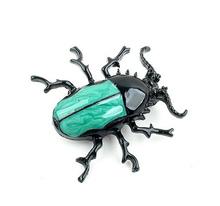 2015 nuovo modo caldo di vendita dell'annata insetto ragazza spille regalo dell'amante di cristallo di pin collar donna gioielli uomini x7 spedizione gratuita(China (Mainland))