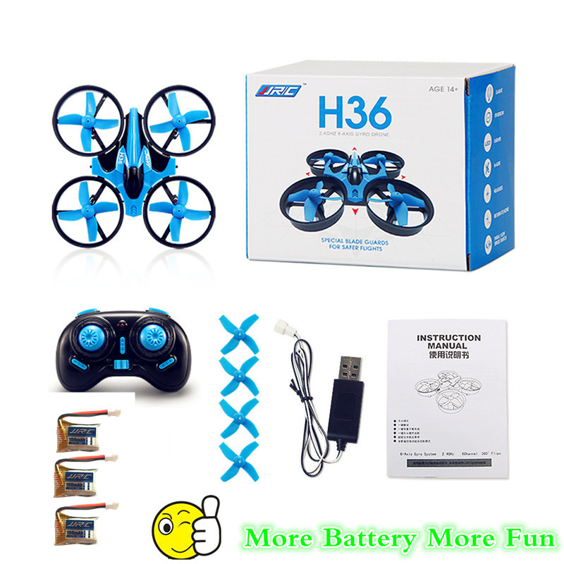 jjrc h36 2.4ghz 4ch 6 axis gyro rc quadcopter mini drone rc helicopter remote control flying toys vs jjrc h8 mini h20 cx10 cx-10(China (Mainland))