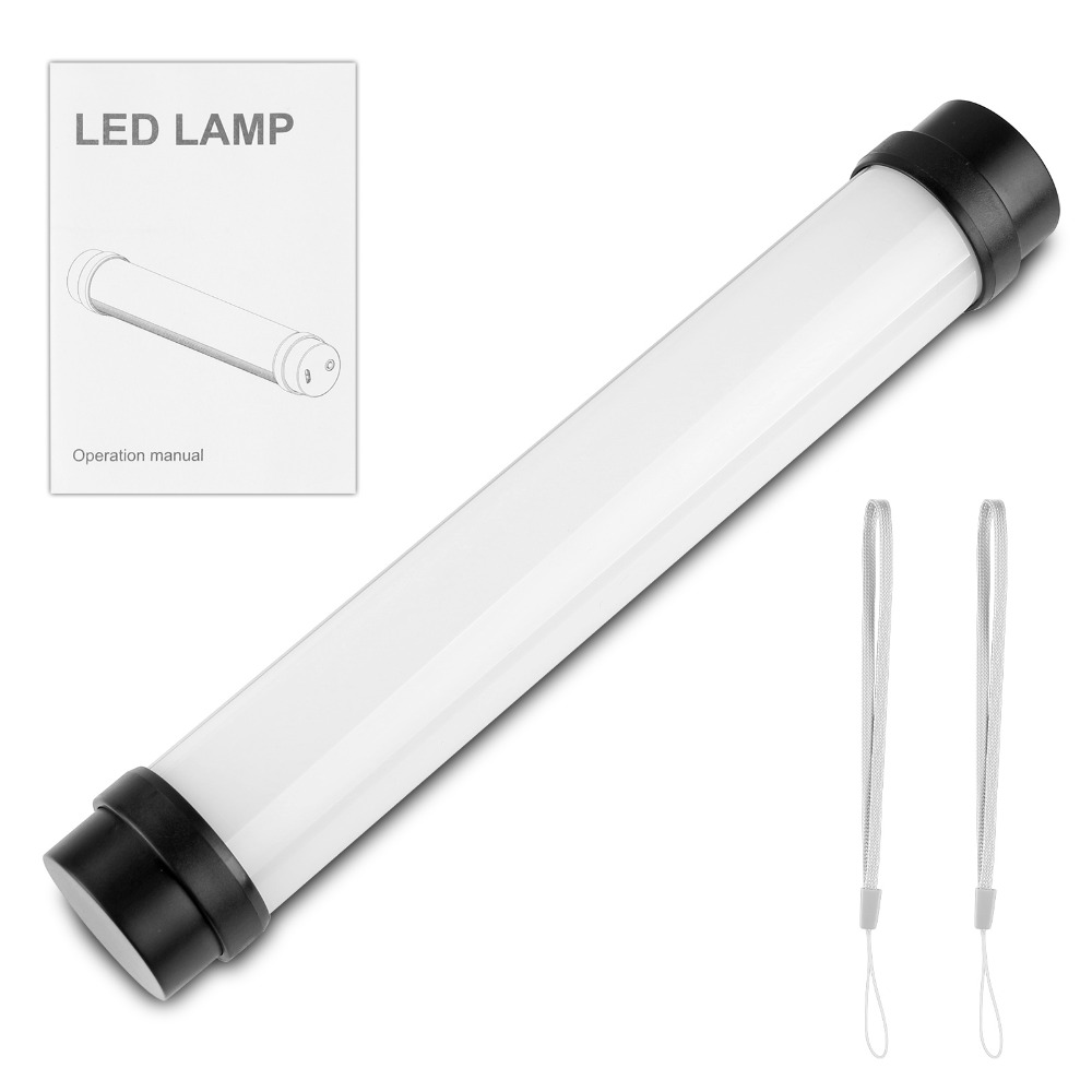 Q6 Portable Outdoor Emergency LED Lamp Tube Light 5 Lighting Mode for Camping Car Home Emergency Long Work Time up to 72h(China (Mainland))