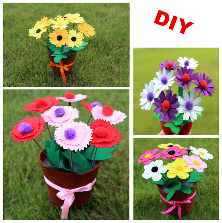 Online buy wholesale kids craft kit from china kids craft for Craft kits for kids in bulk