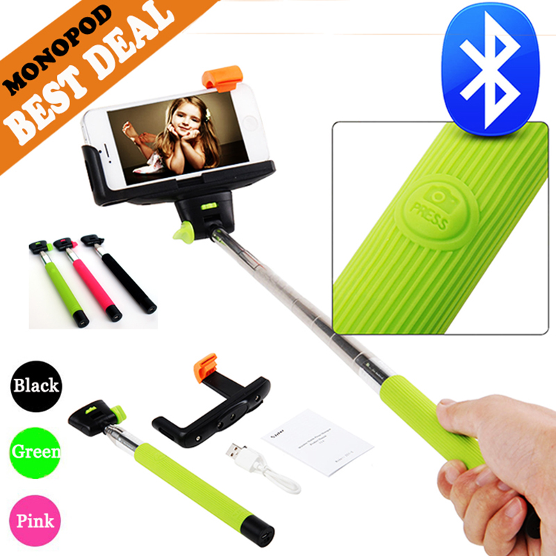 z07 5 bluetooth selfie stick palo selfie extendable handheld self portrait monopod for xiaomi. Black Bedroom Furniture Sets. Home Design Ideas