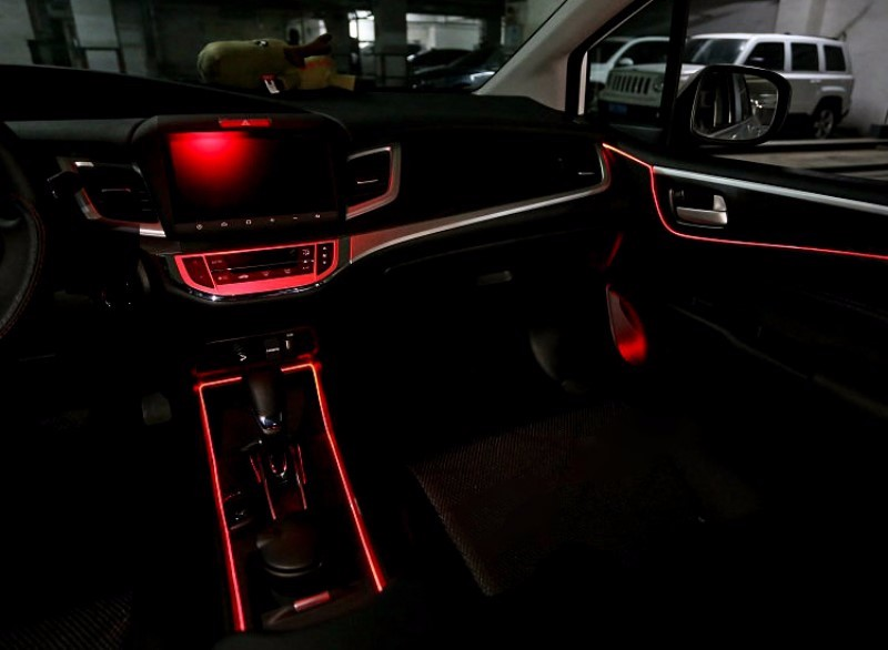 for buick verano 2011 2016 car interior ambient light panel illumination for car inside tuning. Black Bedroom Furniture Sets. Home Design Ideas