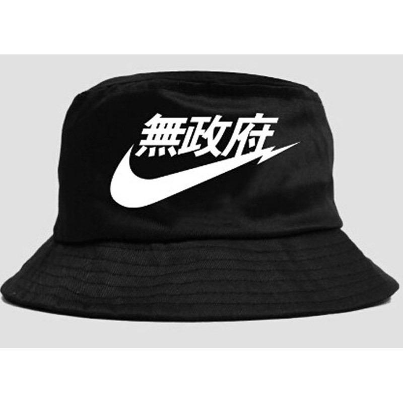 2pcs/lot Outdoor Flat fishing Caps hip hop Unisex Bucket Hats - Fashion Street Hats Beach - Letter Printed/Ghost Hat Halloween(China (Mainland))