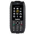 RugGear RG128 waterproof phone floatable phone Black