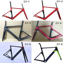 COSTELO Aeroad carbon road bike frame BICI VELO bicicleta bicicletta Carbon Road bicycle Frame fork seatpost cf slx 6 color(China (Mainland))