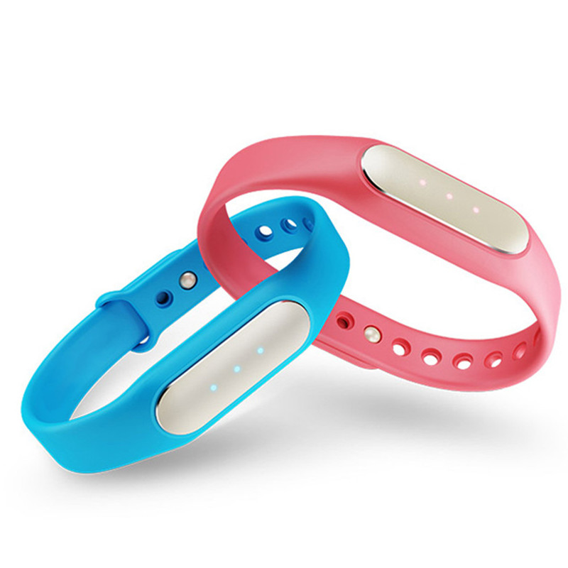 2016New Everyday smart wrist band Sleep bracelet for xiaomi Band2 bracelet pedometer Smart sport Bluetooth bracelet for xiaomi1s(China (Mainland))