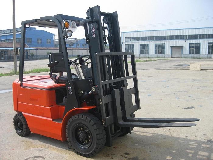 Saten industrie batterie propulsé électrique chariot élévateur(China (Mainland))