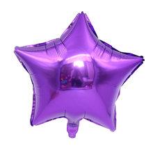 2 قطعة 26 بوصة روز الذهب الأحمر الوردي ستار احباط الهواء بالونات القلب الهليوم بالونات الزفاف عيد ميلاد حزب Globos الإمدادات الطفل دش(China)