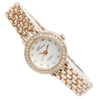 Female Wristwatches Montre Femme Whatch Luxury Brand Logo Women Dress Watch Beautiful Ladies Diamond Quartz Watch
