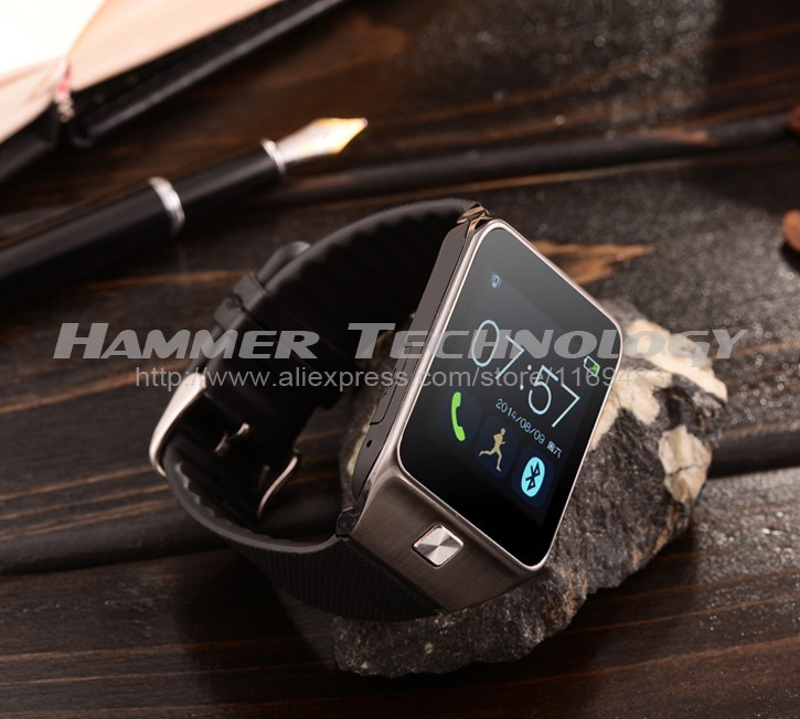 V8 Smartwatch Bluetooth 4.0 SMS MP3 Iphone Android