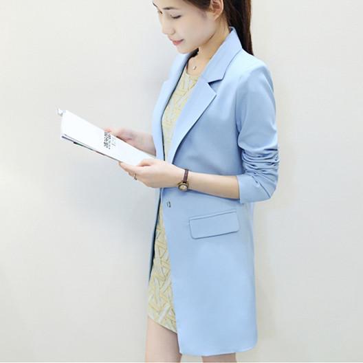 Light Blue Suit Womens Dress Yy