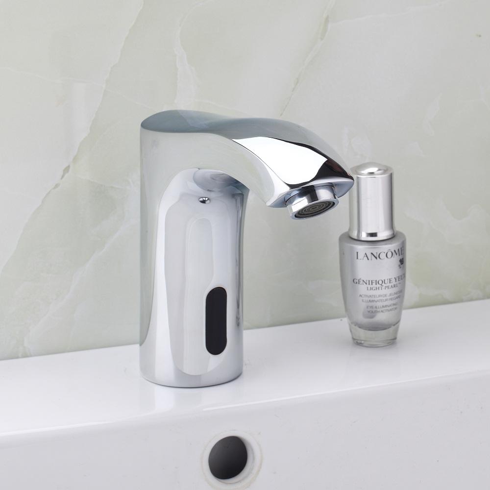 Buy ouboni deck mount fancy chrome bathroom brass hands free faucet 89029 555 - Fancy bathroom faucets ...