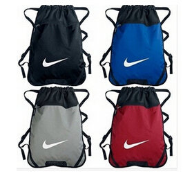 Free shipping!Sport Drawstring Backpack Cinch Sack Pack Gym Travel School Kids Swim Boys Men's Bag wholesale high products(China (Mainland))