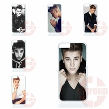 Buy Cell Case canadian popular singer justin bieber Galaxy Core 4G Alpha Mega 2 6.3 Grand Prime S6 edge Plus Ace4 G313h G357 for $4.95 in AliExpress store