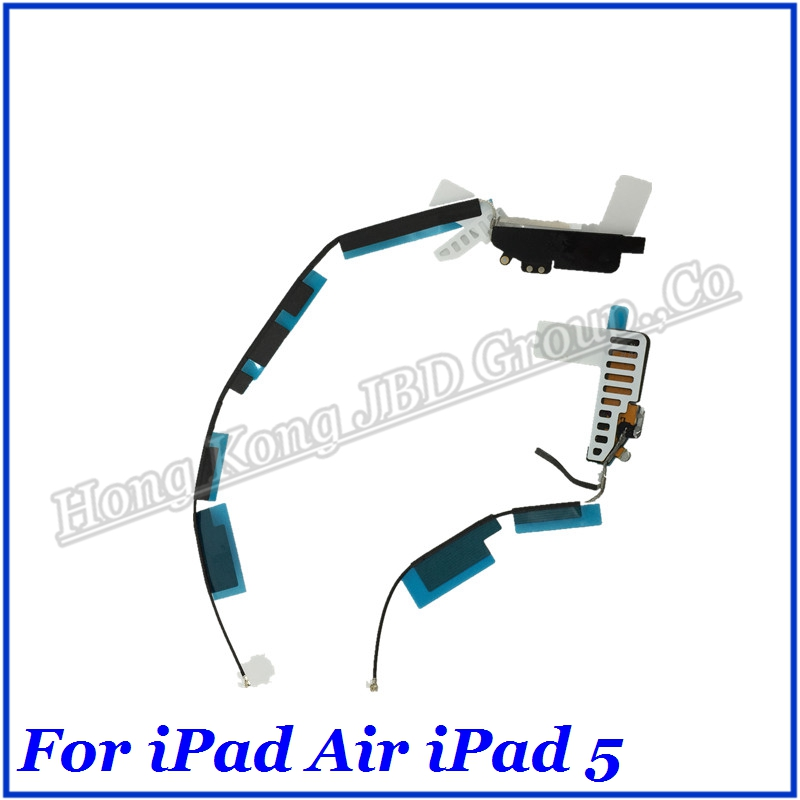 For iPad Air Wifi Signal Antenna Flex Cable + GPS Antenna Flex Cable For iPad 5 Free Shipping(China (Mainland))