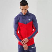 2016 New Snapback Gym Men Hoodie Boys Clothes Runners Mens Shark Sweatshirts Fitness Sports Wear Bodybuilding Cotton Jogging(China (Mainland))