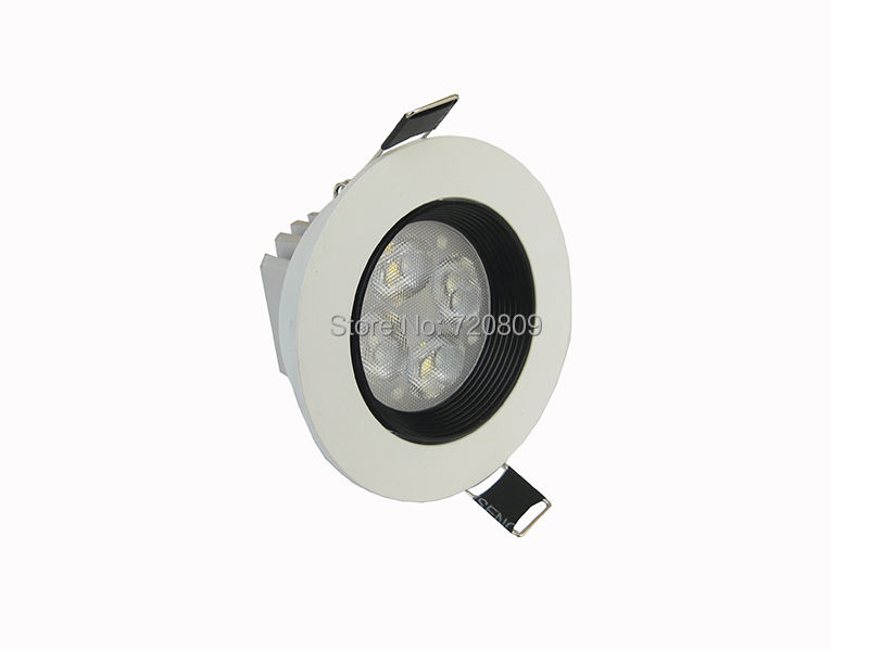 1 4W LED Color Temp Adjustable Dual White Downlight Round Changing Lamp - Bonjourled store