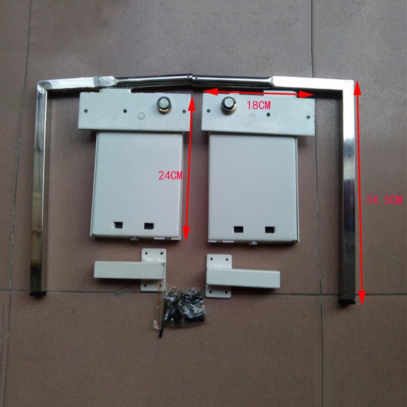 DIY Murphy Wall Bed Hardware Kit Fold Down Bed Mechanism HM117(China (Mainland))