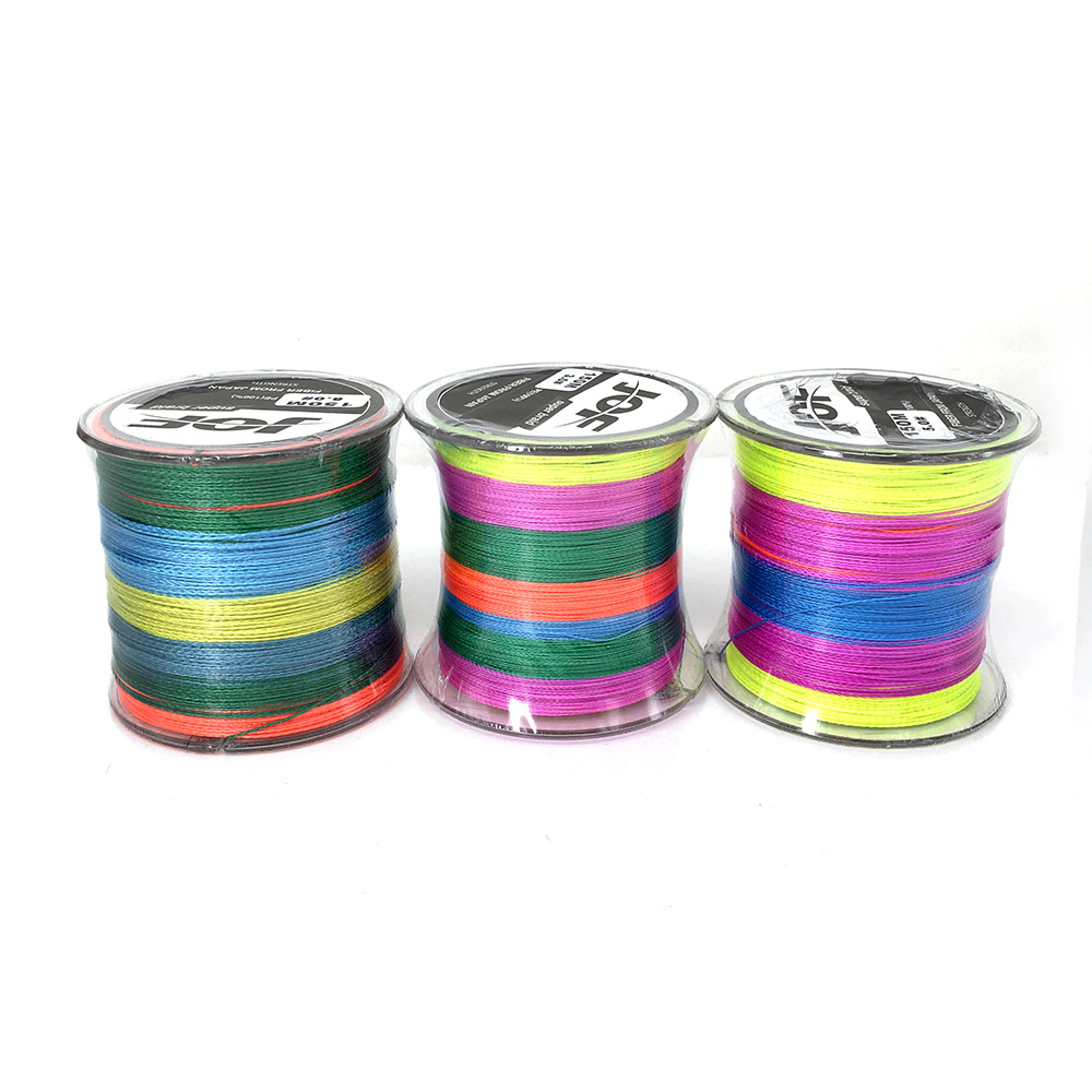2016 Brand 8 STRANDS 150M Super Strong 8PLYS Japan Multifilament PE 8 Braided Fishing Line 30 50 80 LB(China (Mainland))